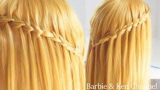 ถักเปียสวยๆ แบบง่ายๆ : Cute and Easy Braid [Ep.11] #hair - ทรงผมถักเปิยสวยๆเปิยนำ้ตก