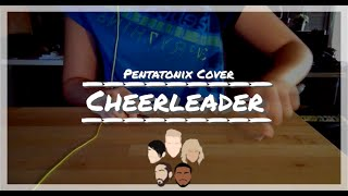 Cheerleader - Pentatonix (Pen Tapping Cover) + NEW CHANNEL ANNOUNCEMENT