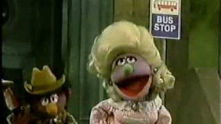 Sesame Street - Waitin' at the Bus Stop Sign for You