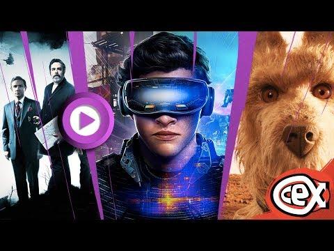 Xxx Mp4 Best Of Movies TV August 2018 CeX Monthly Round UP 3gp Sex