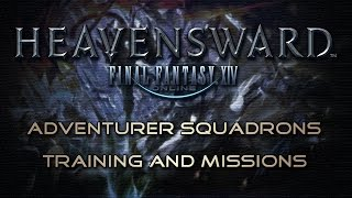 Adventurer Squadron Guide: Training, Missions, Chemistries and Affinities