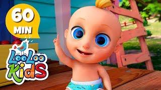 One Little Finger - Amazing Songs for Children | LooLoo Kids