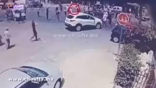 شاهد كامرة المراقبة تكشف مقتل تاره فارس