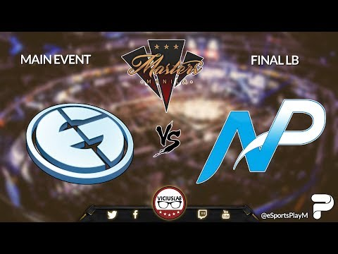 [ESP] EG vs NP // NEWBEE vs X - Gran Final - THE MANILA MASTERS - Viciuslab
