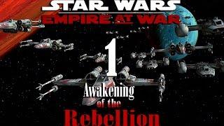 Star Wars: Awakening of the Rebellion (Rebels) Ep.1~ So… it begins