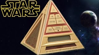 Star Wars Science Sith Holocron from Uncle Milton