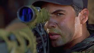Sniper the movie: camouflage