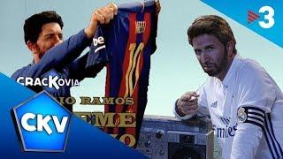 Crackòvia - El Madrid-Barça a