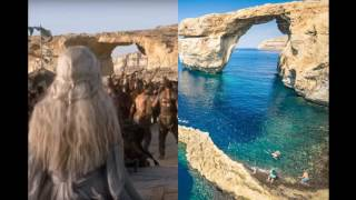 Malta's world-renowned Azure Window has collapsed after heavy storms.