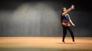 Sadi Gali, Pinga, Rangabati and Light it up mashup dance performance