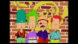 tri kamaradi a Jerry - Moda