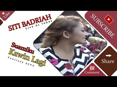 SITI BADRIAH [Suamiku Kawin Lagi] Live At Inbox (28-01-2015) Courtesy SCTV Mp3