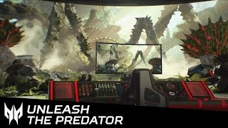 Acer Predator Curved Gaming 2015