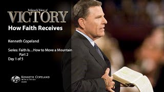 How Faith Receives with Kenneth Copeland (Air Date 5-9-16)