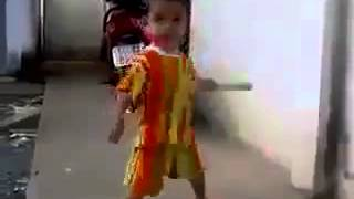 The Junior Bruce Lee (funny video)