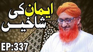 Iman – Branches of the faith Ep 337 – ایمان کی شاخیں – Muhammad Amin Attari – Madani Channel