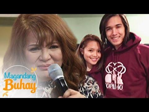 Magandang Buhay: Momshie Mercedes' reaction to ToMiho's breakup