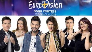 Objetivo Eurovision - Full Show (01/02/2016 - Eurovision Spain)