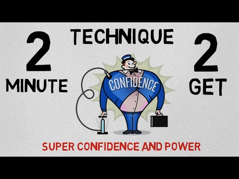 2 MINUTES TECHNIQUE FOR SUPER CONFIDENCE (हिन्दी) - COMMUNICATION SKILL,BODY LANGUAGE
