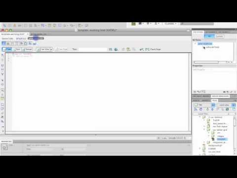DrogggTV Dreamweaver CS4 : Creating a Print Style Sheet (CSS)