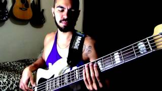 Sou Ciumento Mesmo - BAIXO COVER - Wesley Safadão