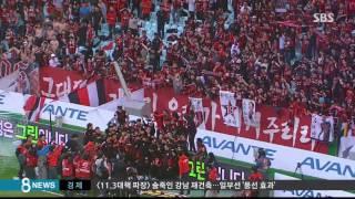 박주영 결승골!…FC 서울, 짜릿한 역전 우승 / SBS