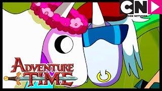 Arcoíris De La Dimensión De Cristal | Hora de Aventura LA | Cartoon Network