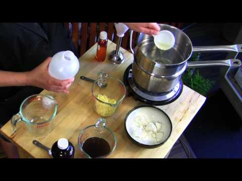 How to Make Face Cream for Dry, Mature Skin : Natural Skin Care