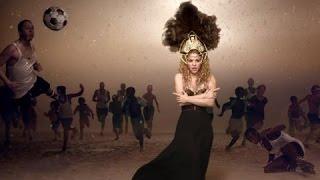 Shakira-la la la (Brazil 2014) ft CAarlinhos Brown اغنية كاس العالم مترجمة