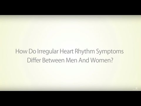 Irregular Heart Rhythm Symptoms For Women? -- Dr. Andrew Kaplan