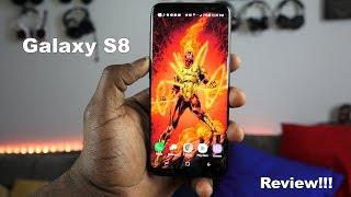 Galaxy S8 Review: The Standard Bearer