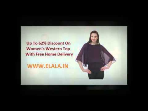 Beautiful Western Dress Collection 2016 With Best Dis count On Elala