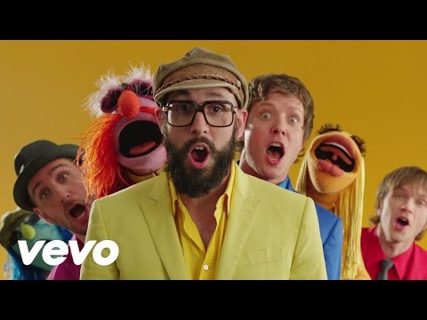 OK Go and The Muppets Muppet Show Theme Song