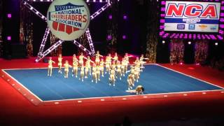 Top Gun Lady Jags NCA 2014 day two