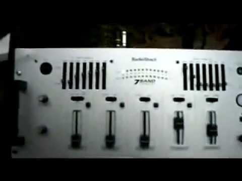 mi equipo de audio