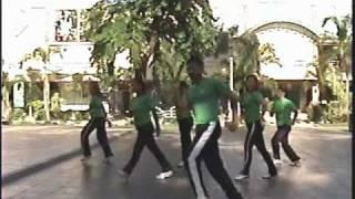 cha-cha aerobics Agoo 2010