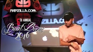 DJ Pez vs. Kevmo - Rapzilla Beat Battle 2016 (1st Round)