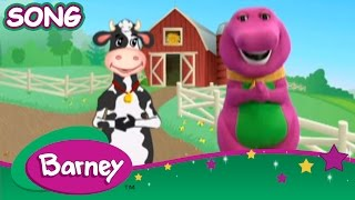 Barney - Old MacDonald Had A Farm (SONG)