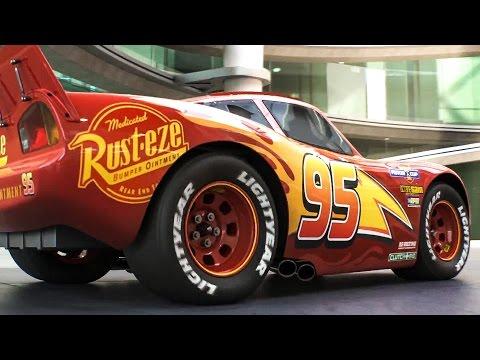 CARS 3 Trailer 1 & 2 2017