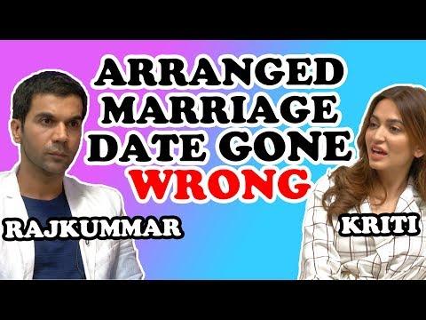 Xxx Mp4 Shaadi Mein Zaroor Aana Stars Rajkummar Rao Kriti Kharbanda Arranged Marriage Date Gone Wrong 3gp Sex