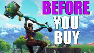 Party Animal | Plunja - Before You Buy/Sound Test - Fortnite