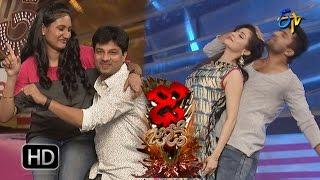 Dhee Jodi - 10th August 2016- Full Episode – ETV Telugu