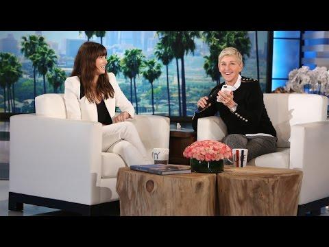 Xxx Mp4 Ellen And Jessica Biel Surprise Justin Timberlake 3gp Sex