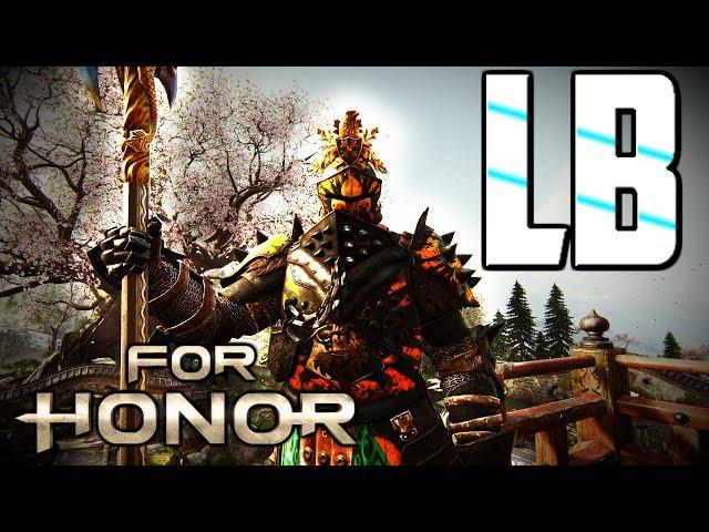 [For Honor] Lawbringer Gameplay! Random Commentary