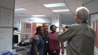 Wendy Wins Walk-on Role to Untold Stories of the ER