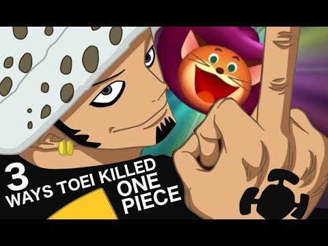 Xxx Mp4 How Toei Animation Killed The 3 Fundamentals Of Adaptation In One Piece 3gp Sex