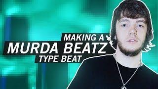 HOW TO MAKE A MURDA BEATZ TYPE BEAT FROM SCRATCH