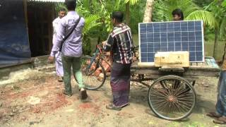 Solar Energy Scenario in Bangladesh