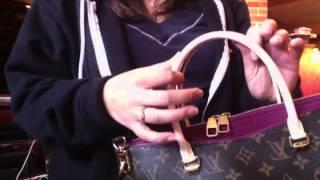 Louis Vuitton Pallas Review
