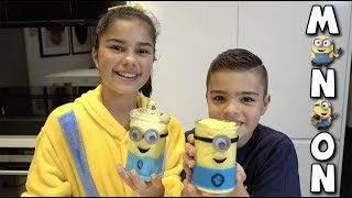 Making Minion Slime (Despicable Me) | Grace's Room